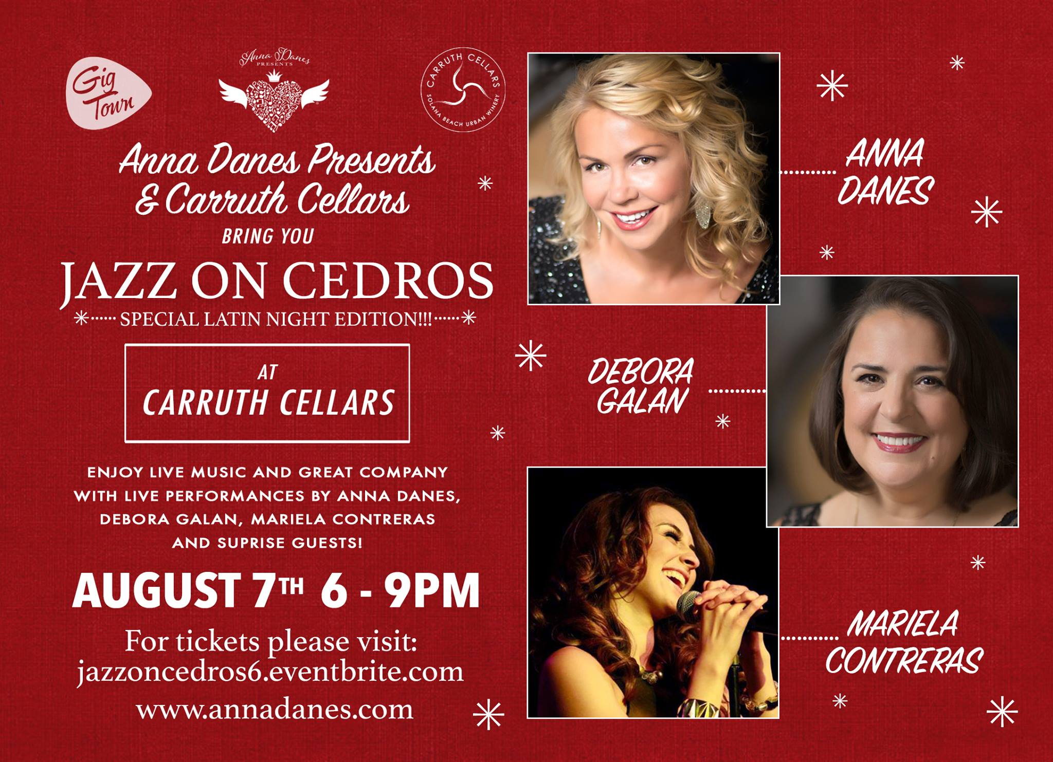 Jazz on Cedros Latin Night